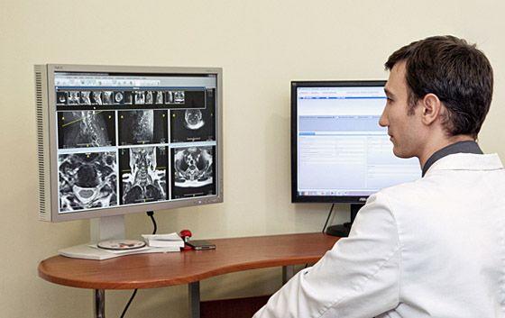 МРТ мягких тканей брюшной полости