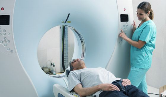 МРТ при остеохондрозе