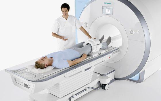 мрт сканирование селезенки
