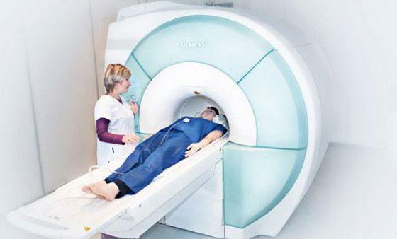 мрт сканирование щитовидной железы