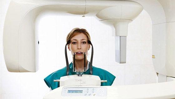 мрт сканирование зубов