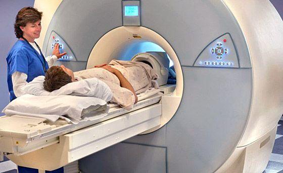 проведение мрт сканирования плечевого сустава