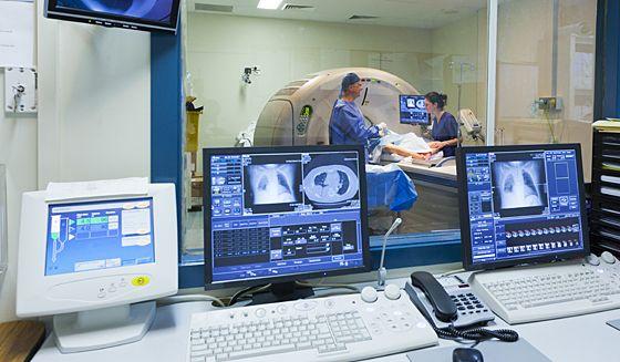 проведение мрт сканирования почек
